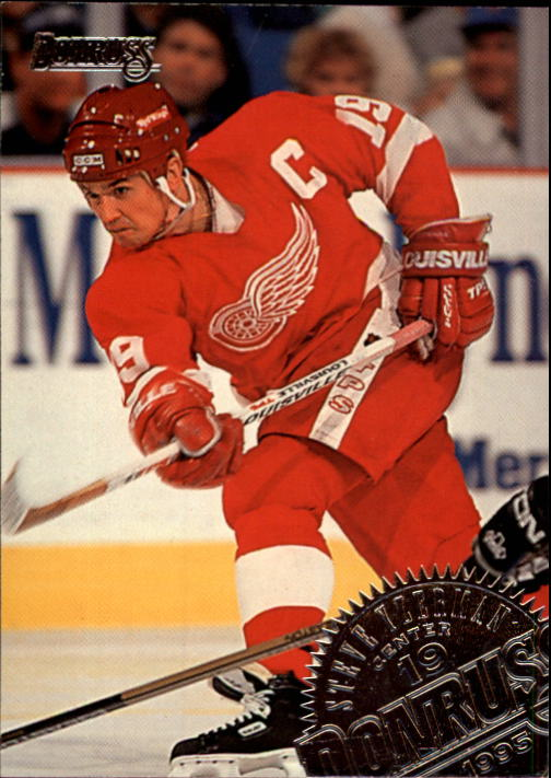 1994-95 Donruss #1 Steve Yzerman
