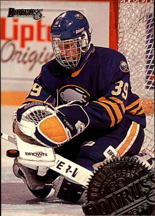 1994-95 Donruss #94 Dominik Hasek