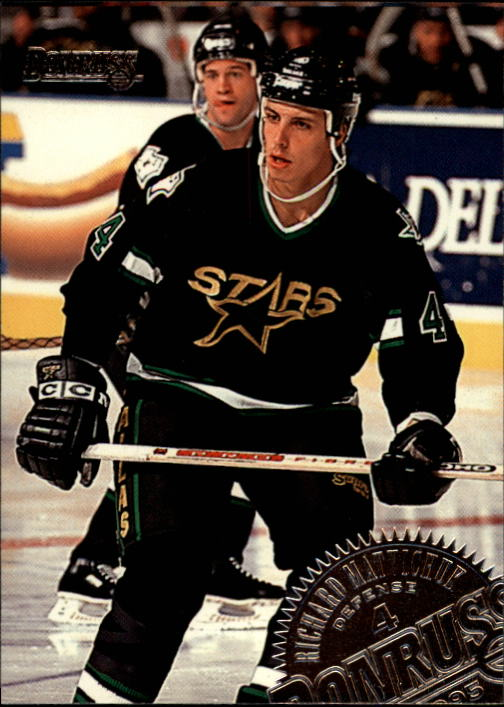 1994-95 Donruss #303 Richard Matvichuk