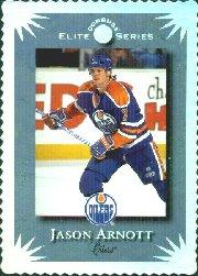 1994-95 Donruss Elite Inserts #1 Jason Arnott