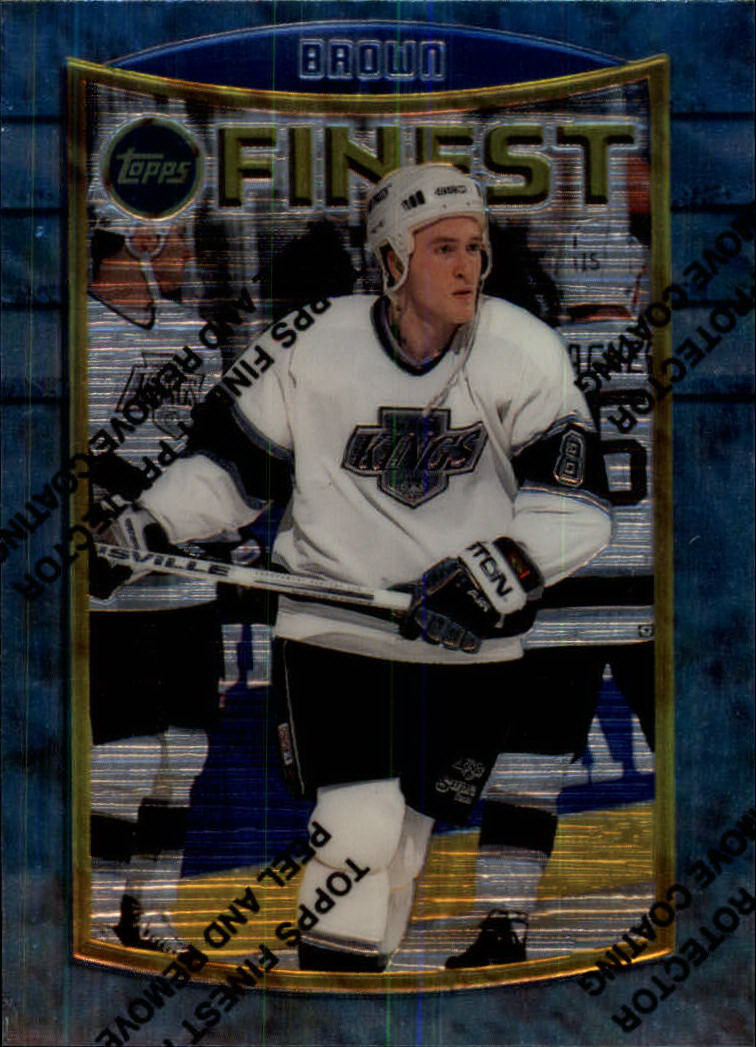 1994-95 Finest #15 Kevin Brown RC