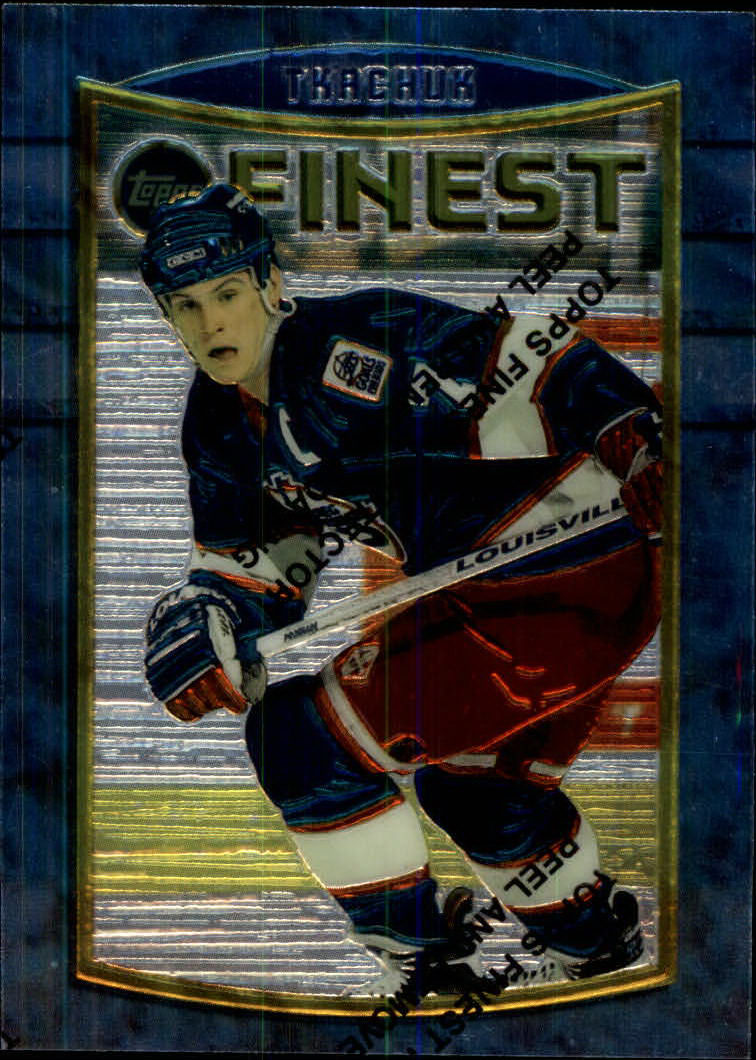 1994-95 Finest #19 Keith Tkachuk