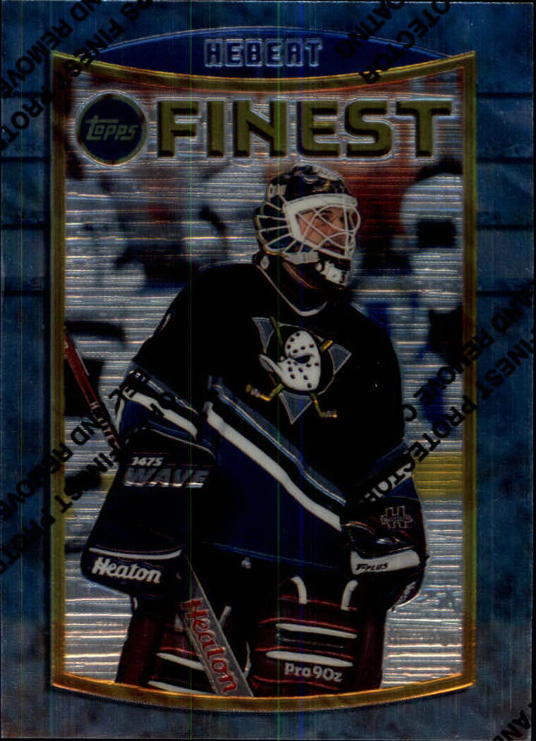 1994-95 Finest #20 Guy Hebert