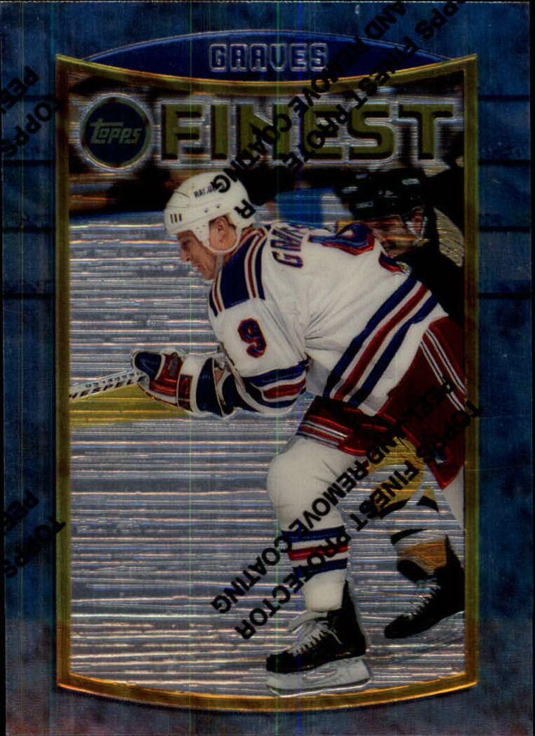 1994-95 Finest #23 Adam Graves