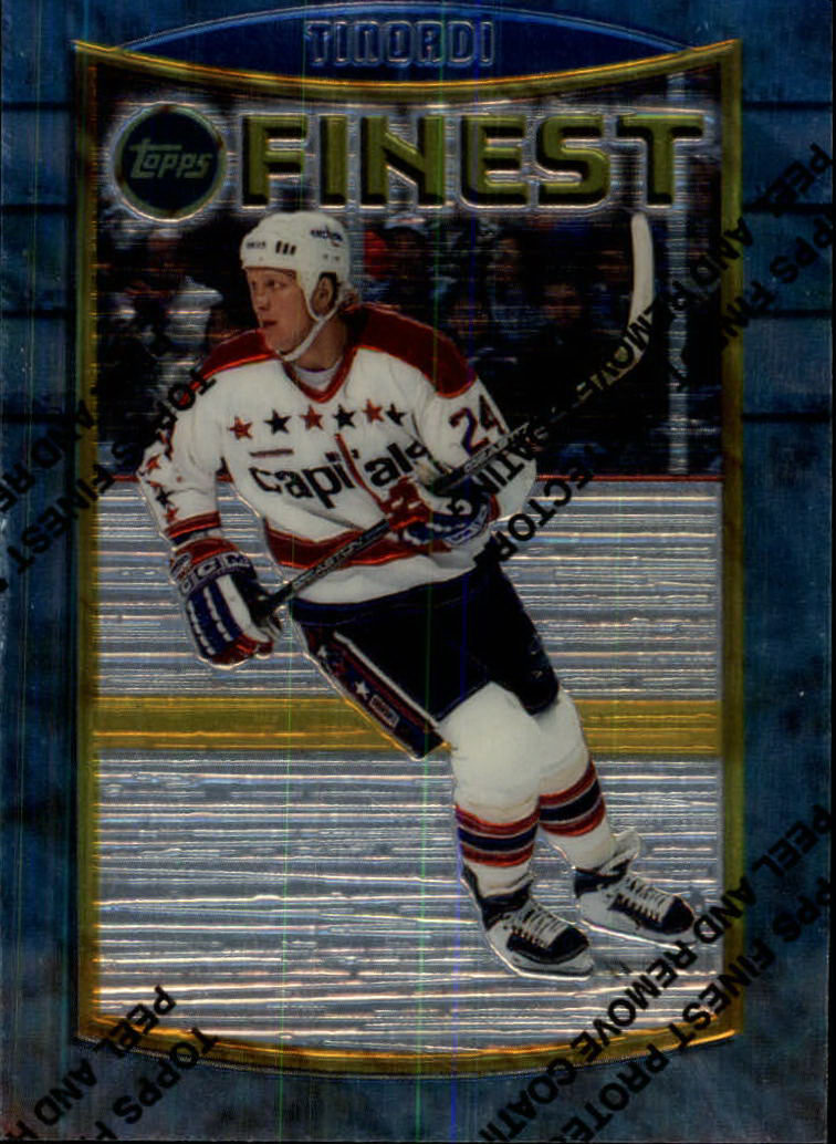 1994-95 Finest #25 Mark Tinordi