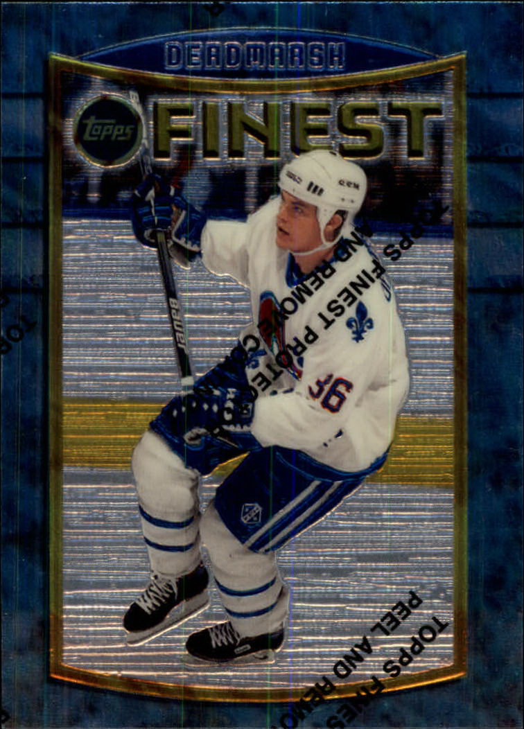 1994-95 Finest #31 Adam Deadmarsh