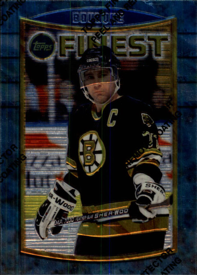 1994-95 Finest #35 Ray Bourque