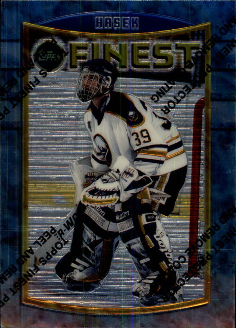 1994-95 Finest #43 Dominik Hasek