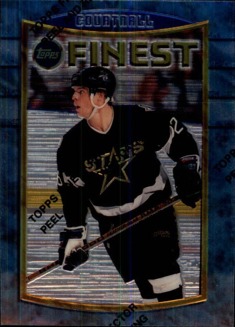 1994-95 Finest #54 Russ Courtnall