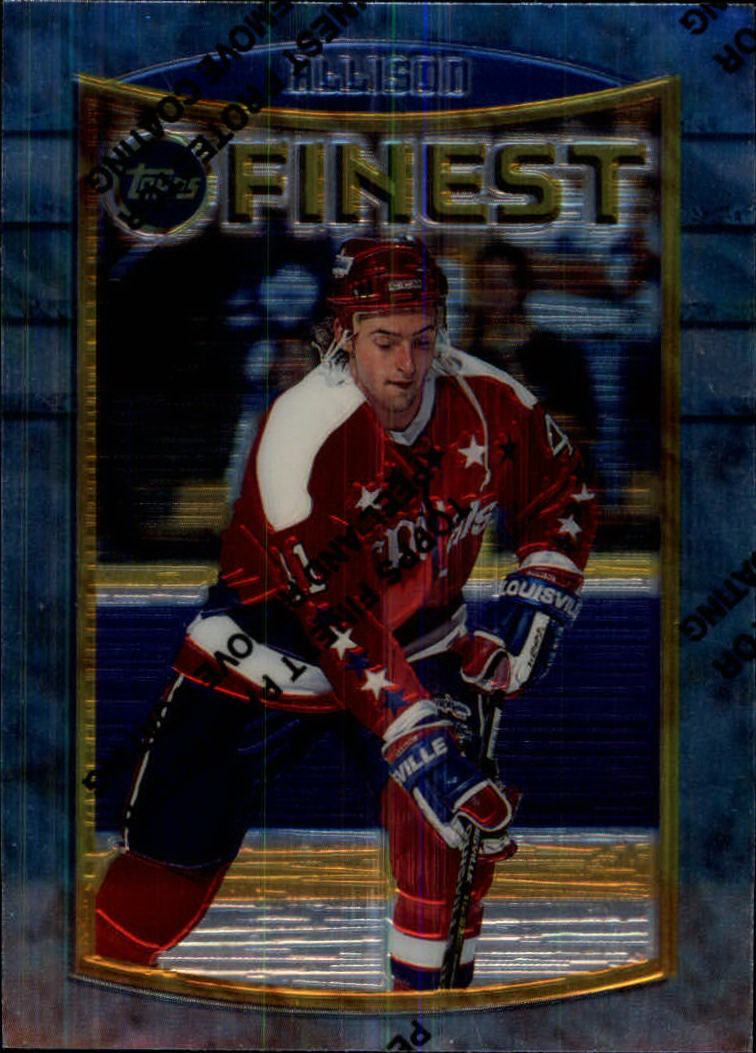 1994-95 Finest #55 Jason Allison