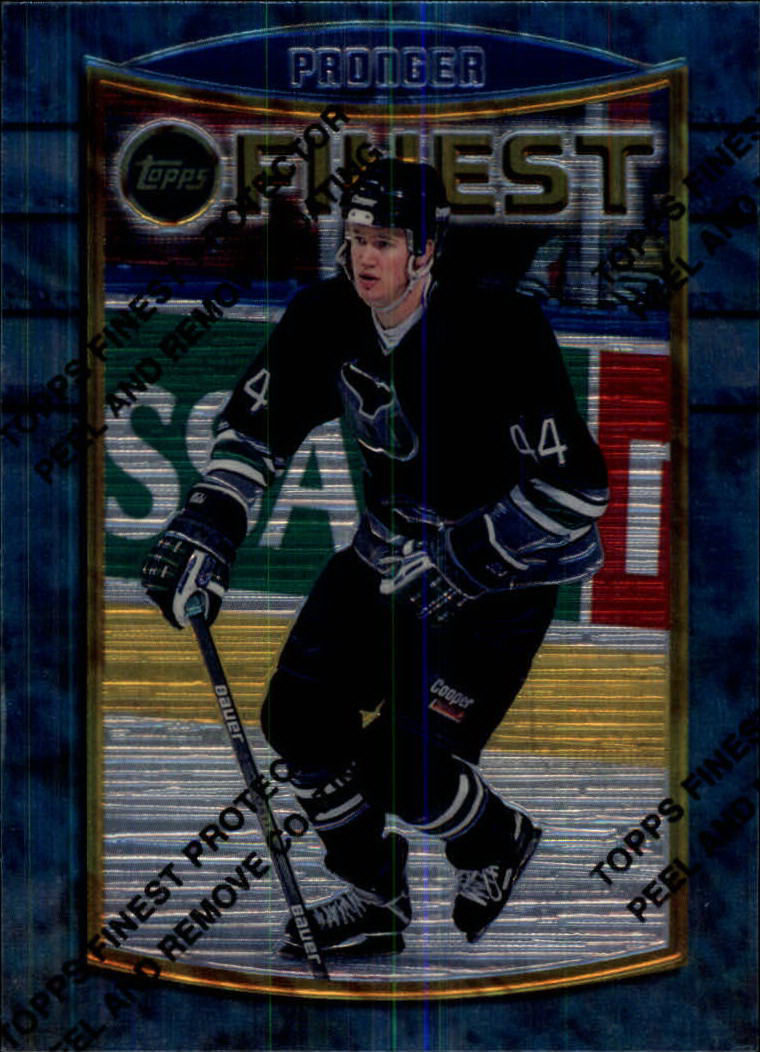 1994-95 Finest #62 Chris Pronger