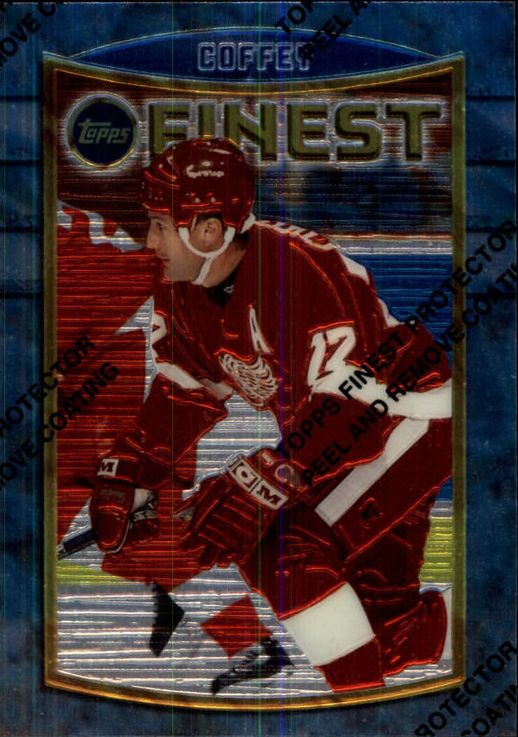 1994-95 Finest #68 Paul Coffey UER