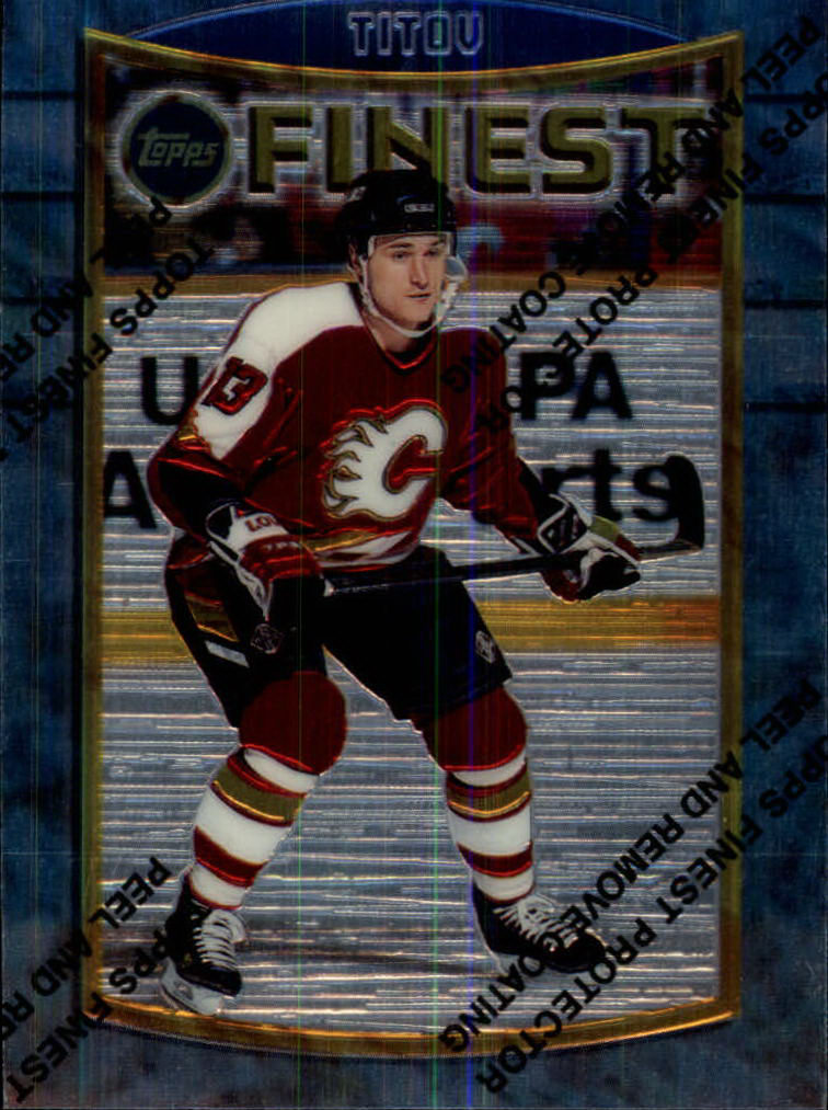1994-95 Finest #75 German Titov