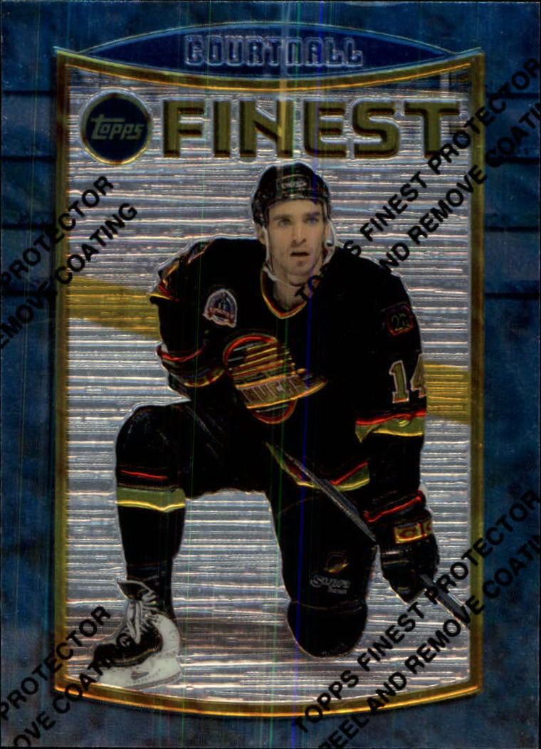 1994-95 Finest #83 Geoff Courtnall