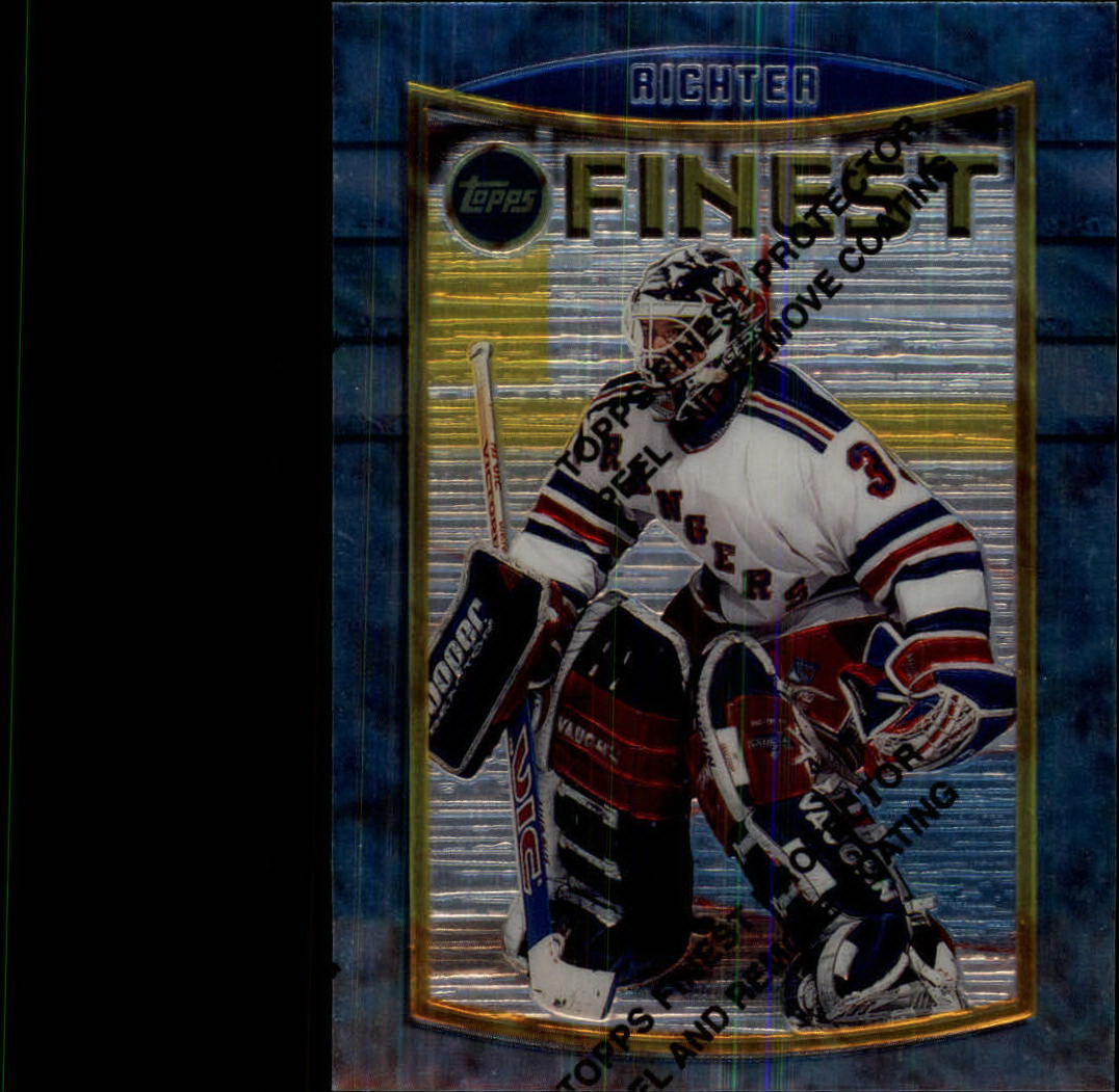 1994-95 Finest #86 Mike Richter