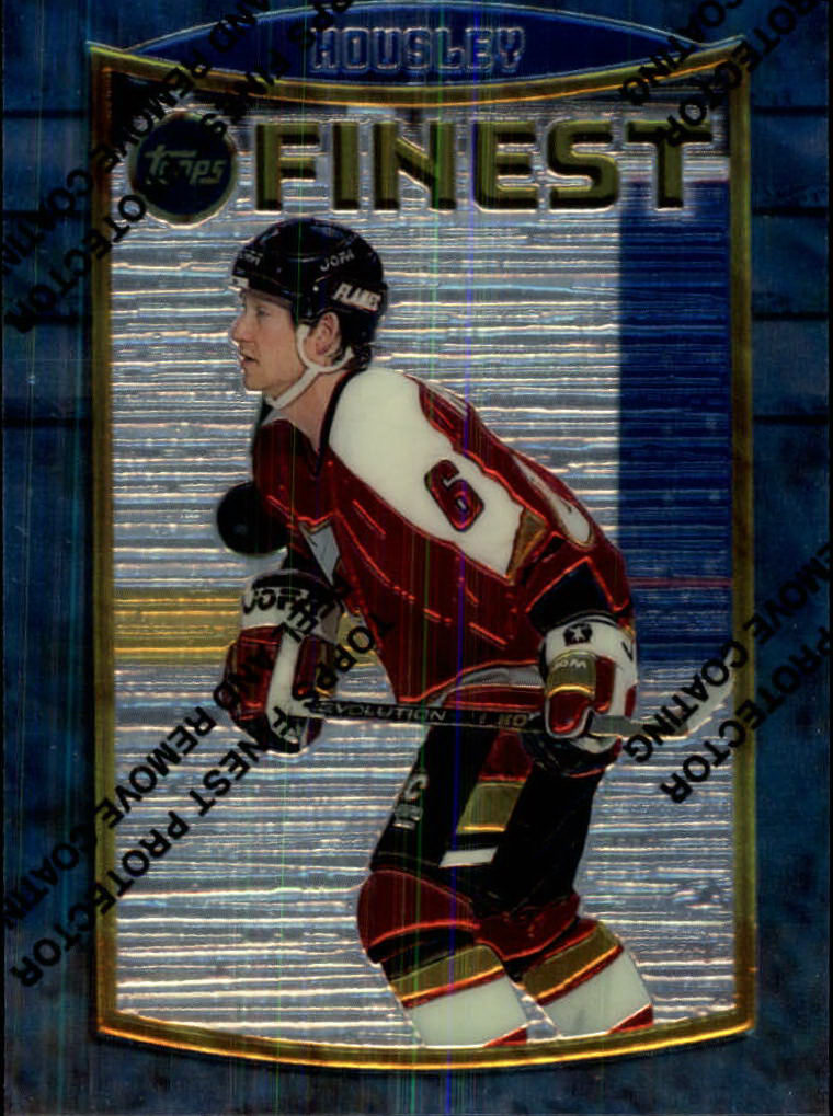 1994-95 Finest #91 Phil Housley