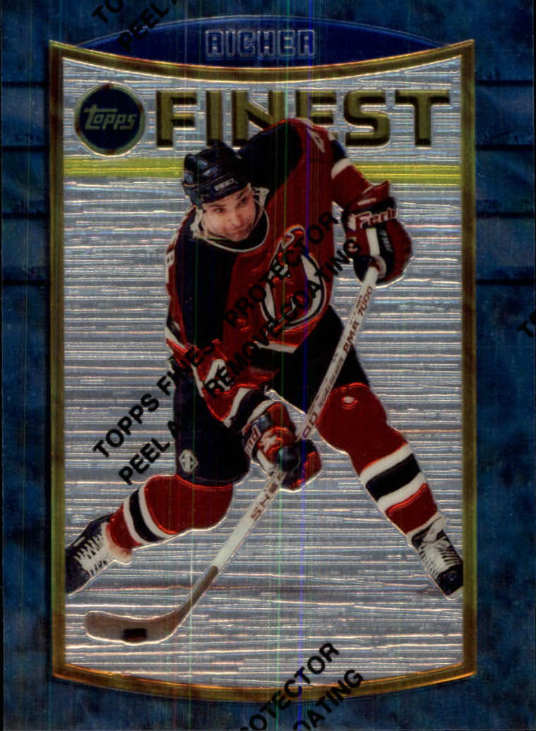 1994-95 Finest #94 Stephane Richer