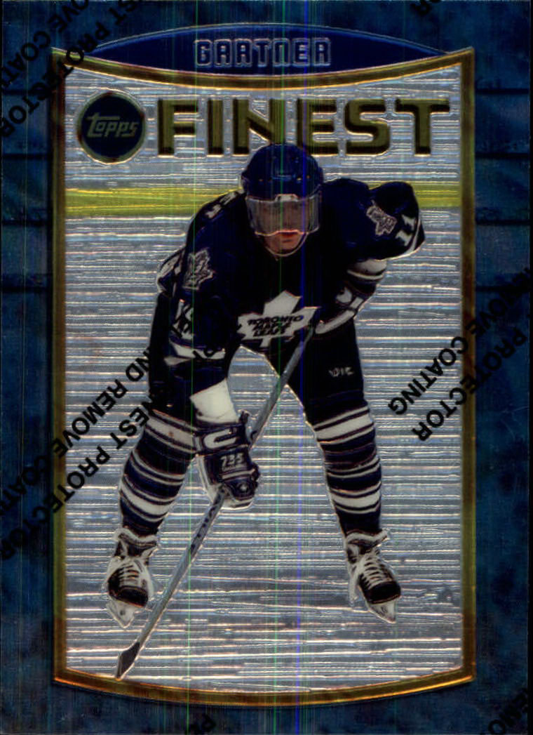 1994-95 Finest #96 Mike Gartner front image