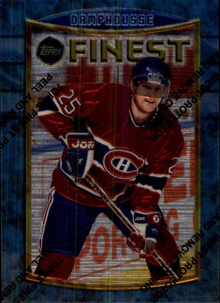1994-95 Finest #98 Vincent Damphousse