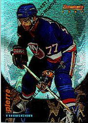 1994-95 Finest Bowman's Best Refractors #B9 Pierre Turgeon