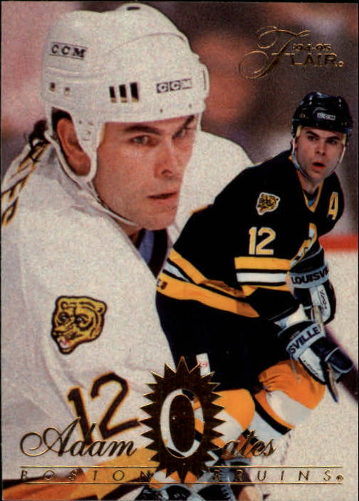 1994-95 Flair #12 Adam Oates