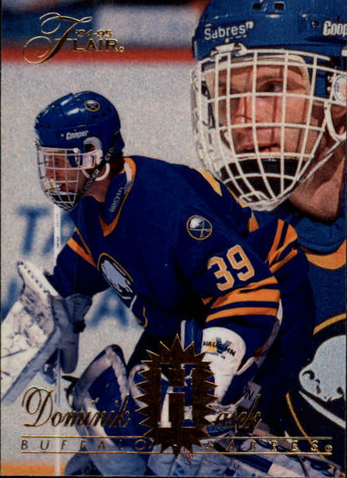 1994-95 Flair #17 Dominik Hasek