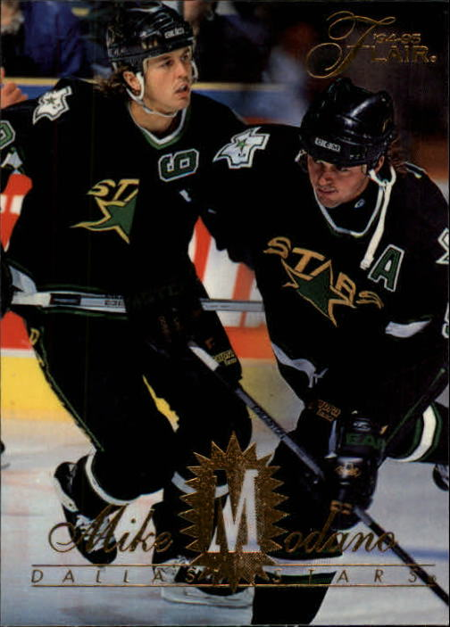 1994-95 Flair #43 Mike Modano