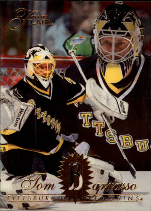 1994-95 Flair #133 Tom Barrasso front image