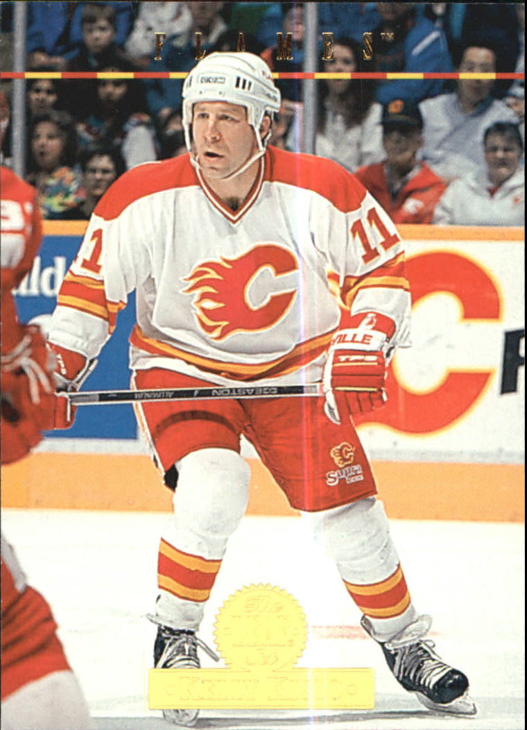 1994-95 Leaf #493 Kelly Kisio