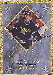 1994-95 Leaf Gold Stars #10 Mike Modano/Jason Arnott