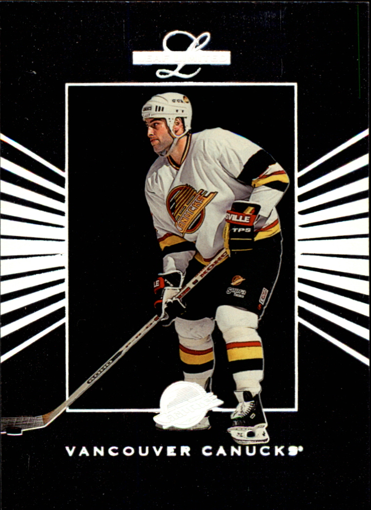 1994-95 Leaf Limited #18 Jeff Brown