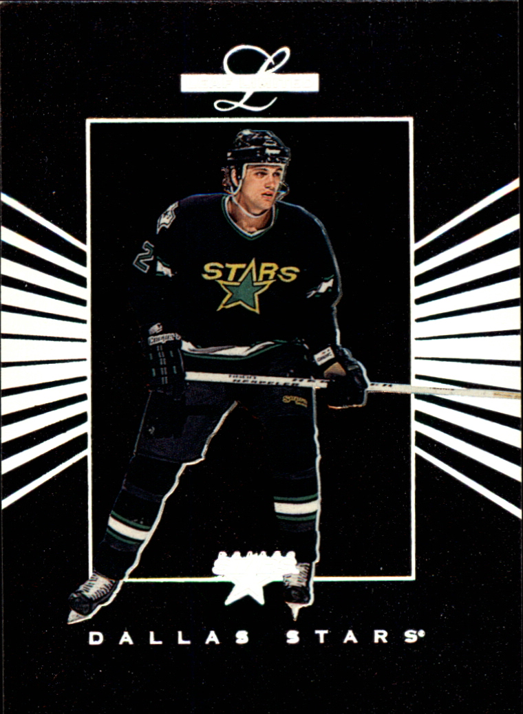1994-95 Leaf Limited #25 Derian Hatcher