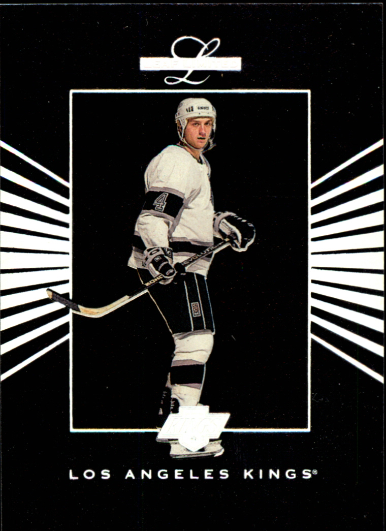 1994-95 Leaf Limited #32 Rob Blake