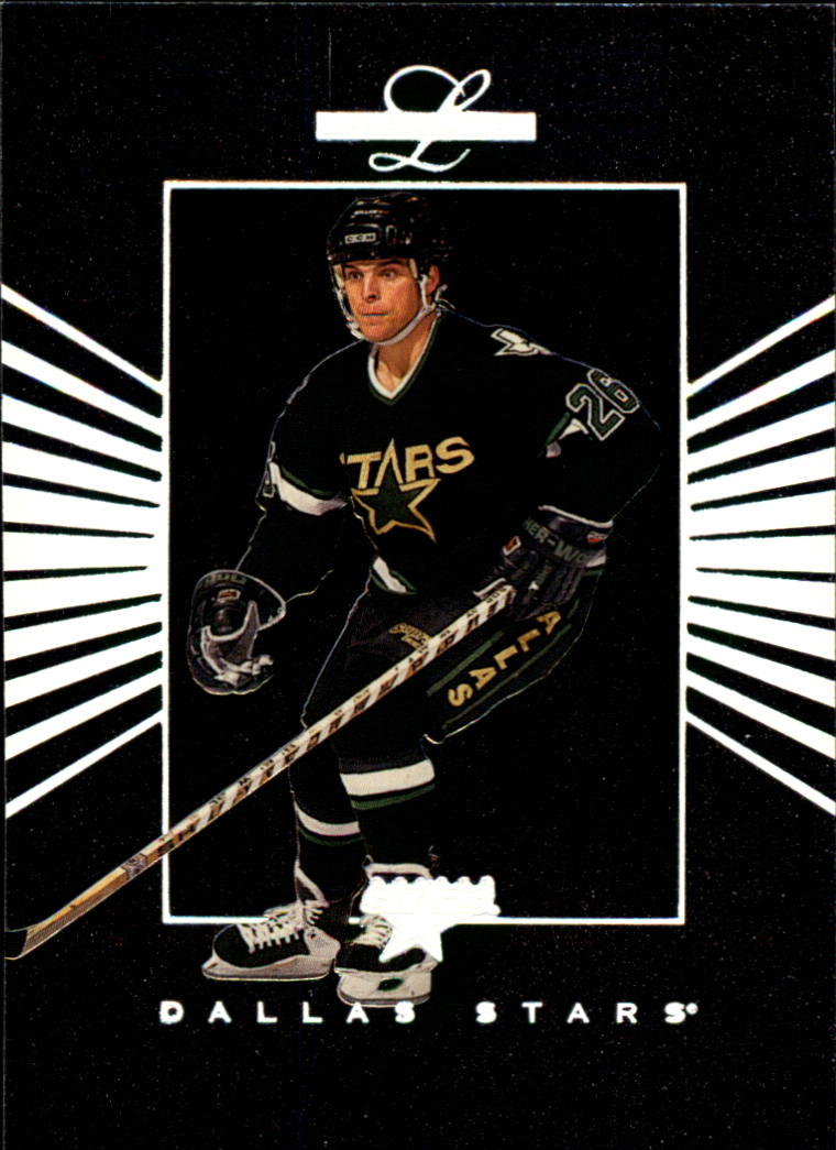 1994-95 Leaf Limited #35 Russ Courtnall