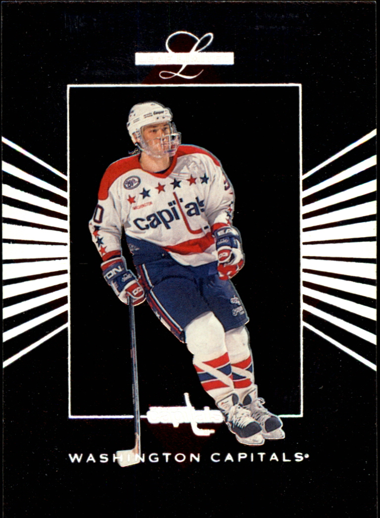 1994-95 Leaf Limited #38 Joe Juneau