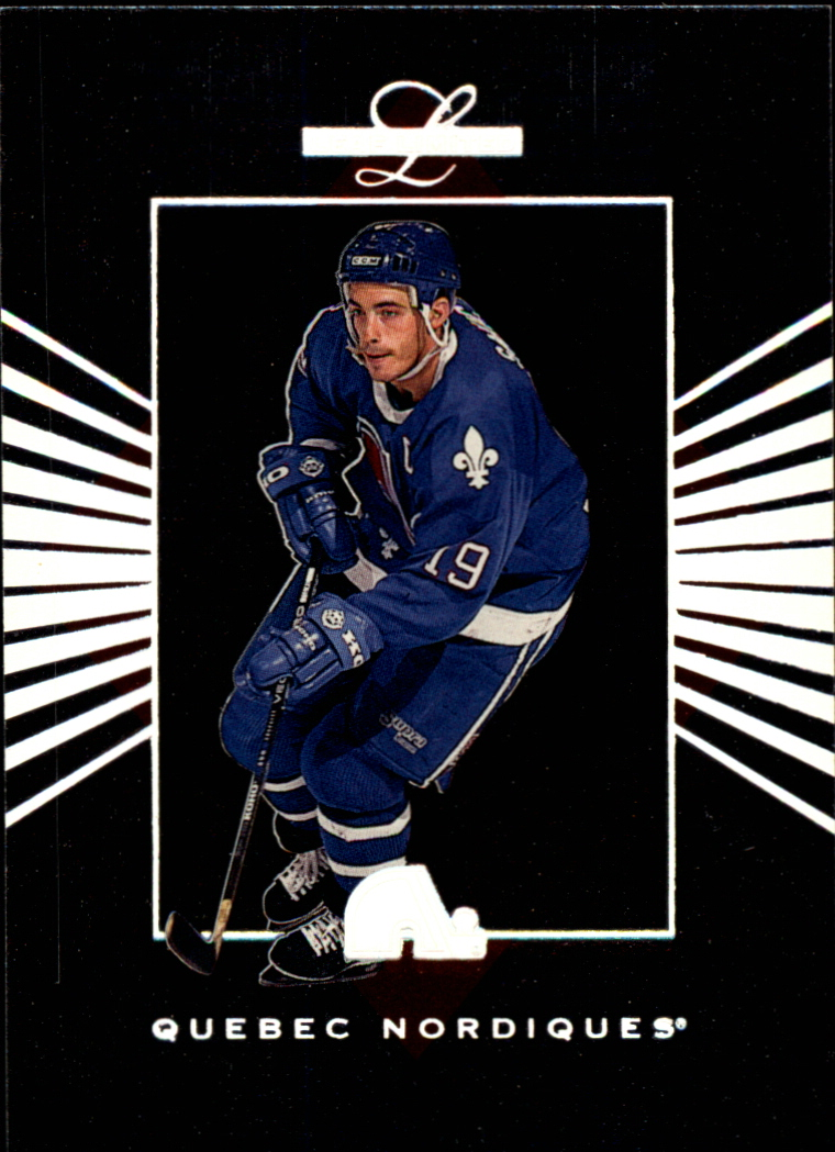 1994-95 Leaf Limited #106 Joe Sakic