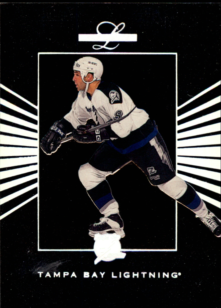1994-95 Leaf Limited #119 Jason Wiemer RC