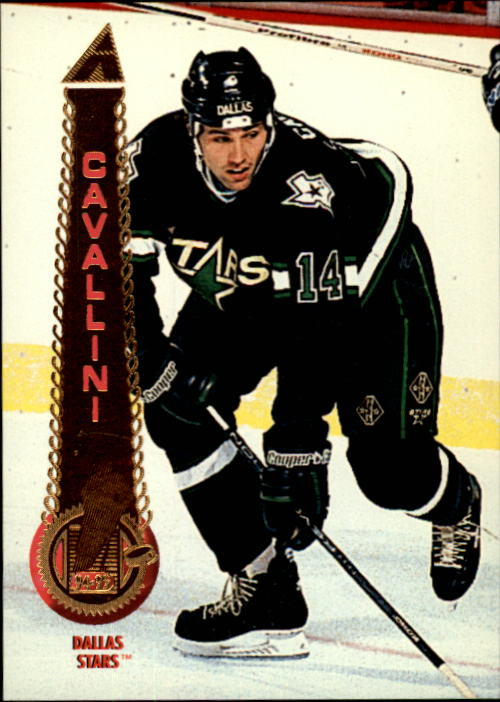 1994-95 Pinnacle #81 Paul Cavallini