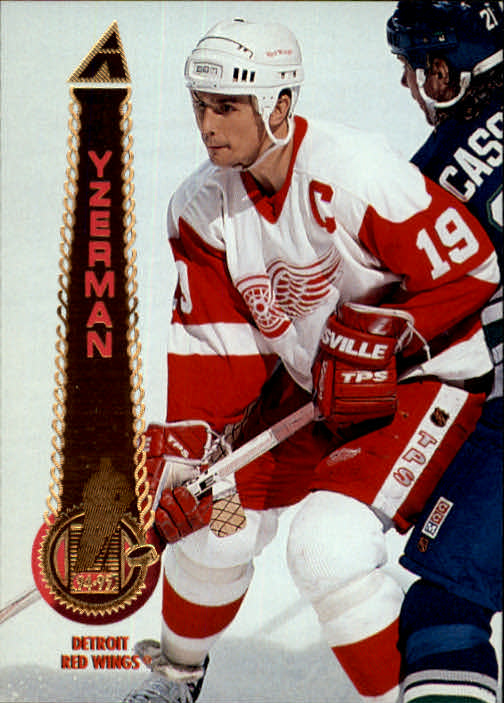 1994-95 Pinnacle #271 Steve Yzerman