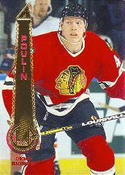 1994-95 Pinnacle #283 Patrick Poulin