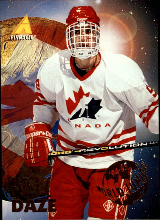 1994-95 Pinnacle #529 Eric Daze RC