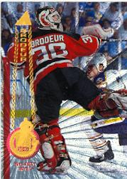 1994-95 Pinnacle Rink Collection #145 Martin Brodeur