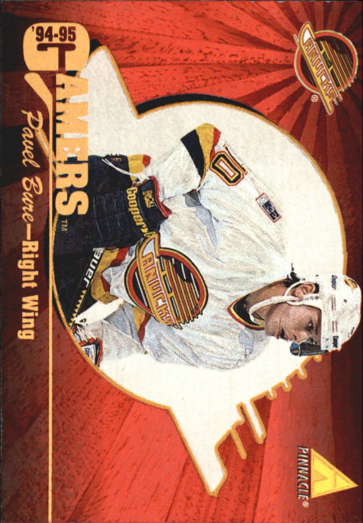 1994-95 Pinnacle Gamers #GR4 Pavel Bure