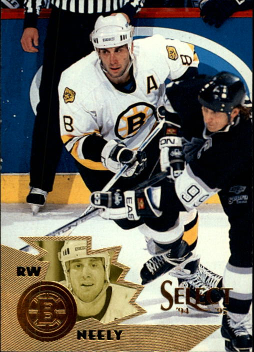 1994-95 Select #39 Cam Neely