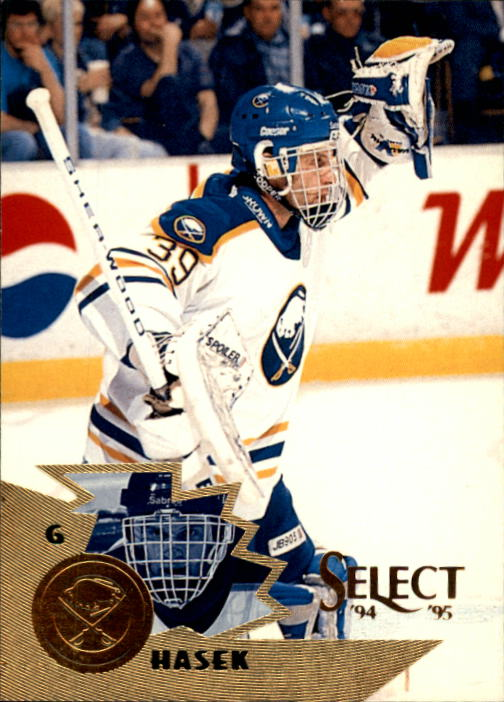 1994-95 Select #52 Dominik Hasek