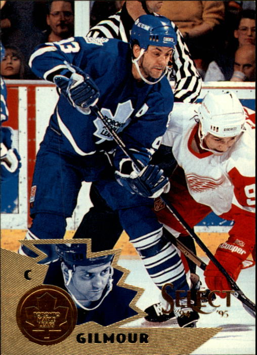 1994-95 Select #69 Doug Gilmour