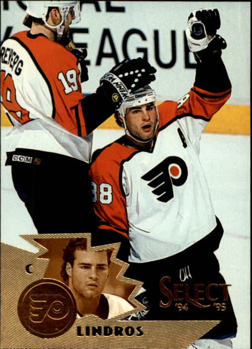 1994-95 Select #100 Eric Lindros