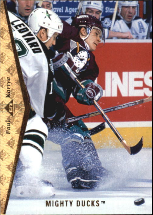 1994-95 SP #1 Paul Kariya