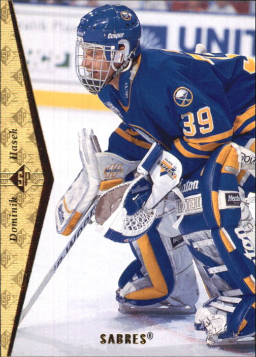 1994-95 SP #14 Dominik Hasek
