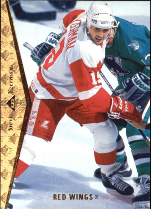 1994-95 SP #34 Steve Yzerman